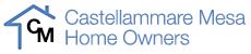 Castellammare Mesa Home Owners Logo